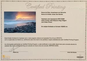 Certificado_FineArt